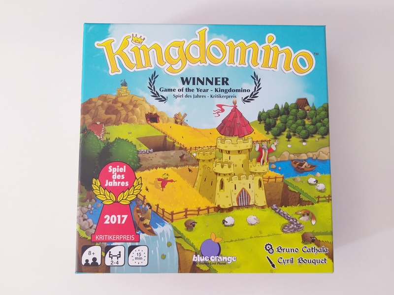 PG131: Kingdomino