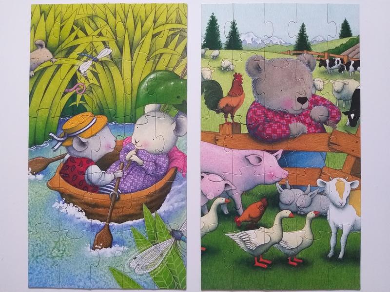 PG140: Nursery Rhyme Puzzle