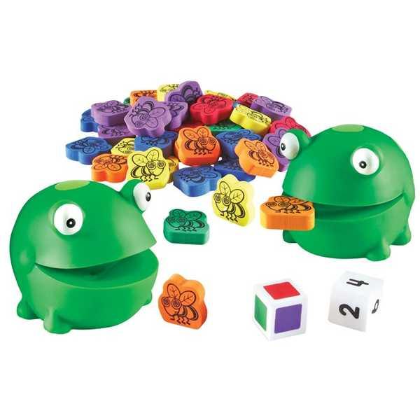 PG75: Froggy Feeding Fun