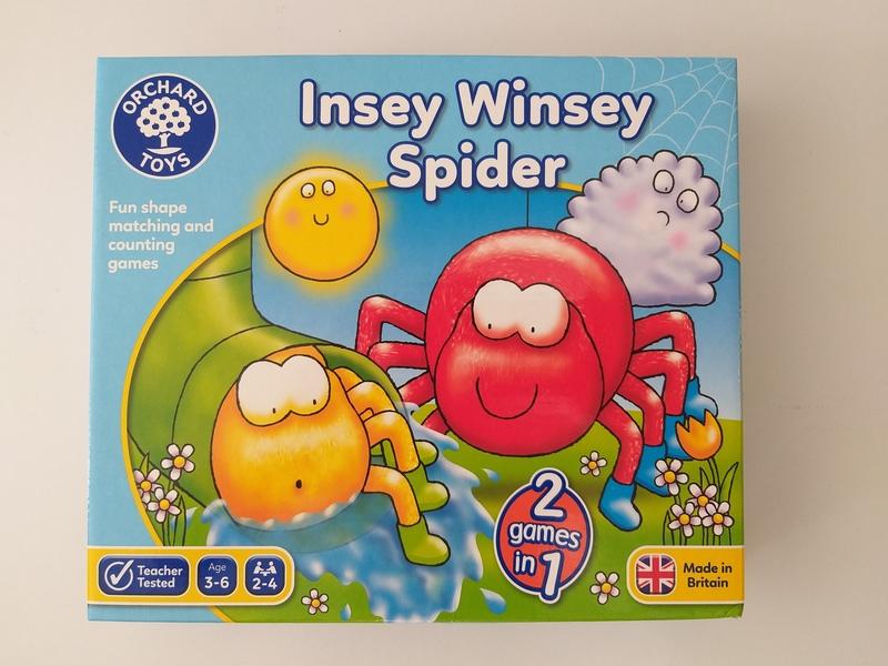 PG150: Insey Winsey Spider