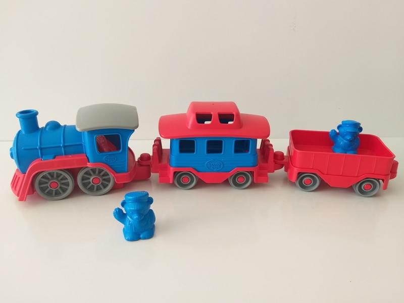 VT30: Green Toys Train