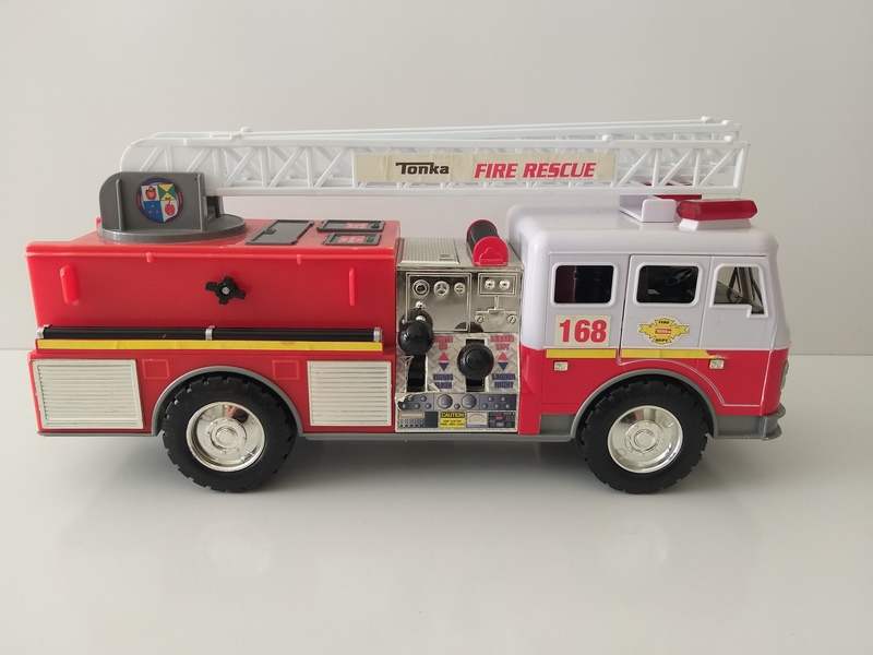 VT48: Fire Engine