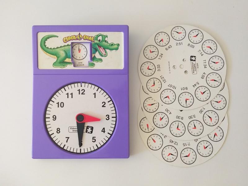 EL789: Clock-O-Dial