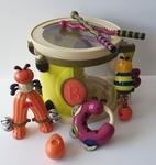 M32: Parum Pum Pum Drum Set