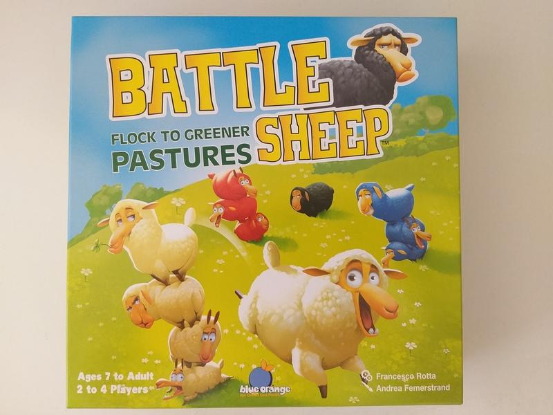 PG170: Battle Sheep