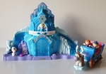 IMG41: Little People Disney Frozen Elsa's Ice Palace and Sleigh