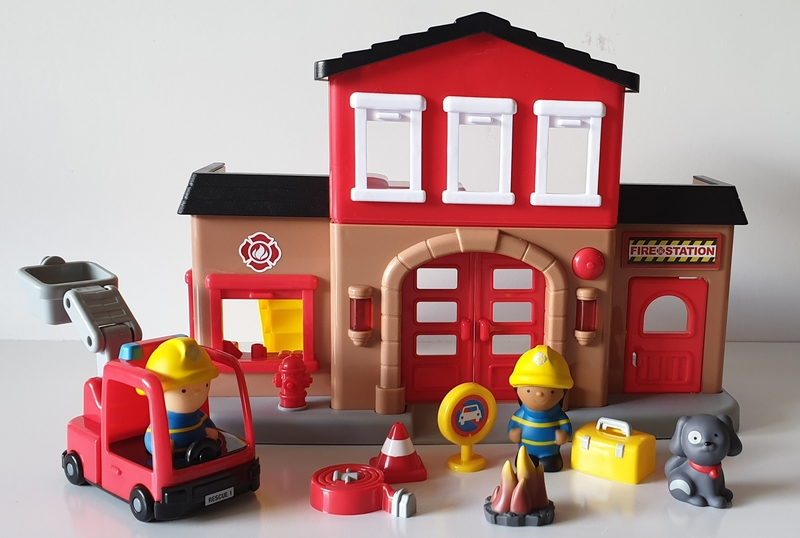 IMG33: First Fire Station