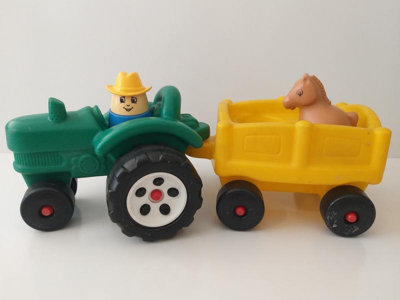 B83: Bigger Family Tractor