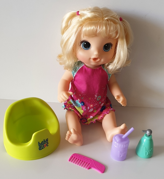 RP17: Baby Alive Potty Dance Baby