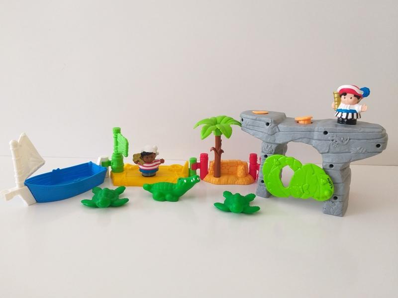 IMG97: Little People Treasure Hunt