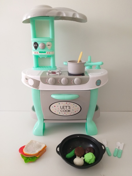 RP55: Let's Cook Toddler Kitchen