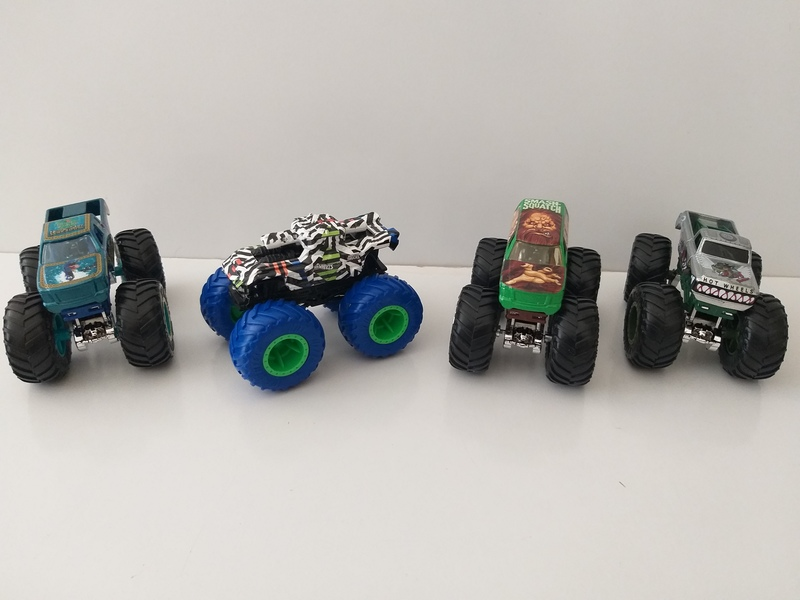 VT54: Hot Wheels Monster Trucks