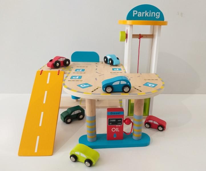 VT55: Metro Parking Garage