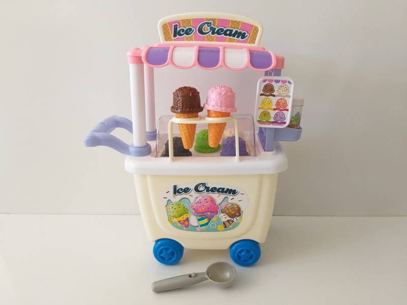 RP78: Gourmet Ice Cream Cart