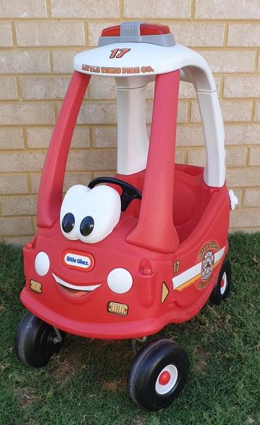 R9: Cozy Coupe Ride & Rescue