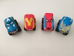 VT58: Super Hero Cars