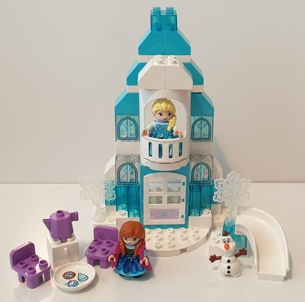 C47: Duplo Frozen Ice Castle