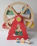 IMG114: Wooden Ferris Wheel