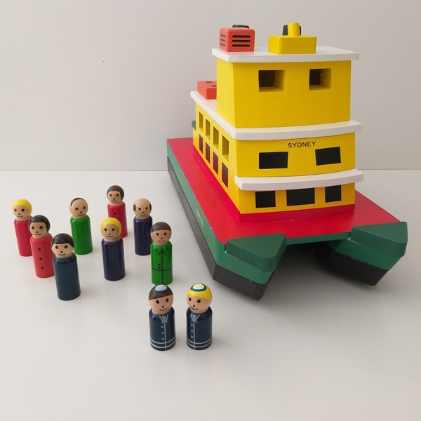 IMG122: Iconic Toy Ferry