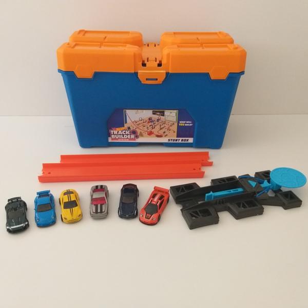 VT62: Hot Wheels Stunt Box