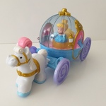IMG125: Little People: Disney Princess, Cinderella's Coach