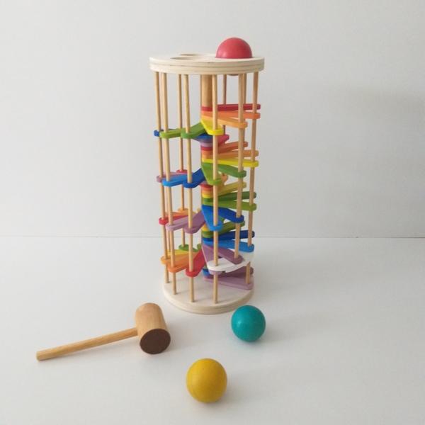 B71: Pound A Ball Tower