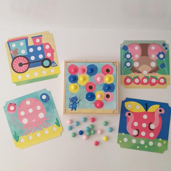 PG183: Button Puzzles