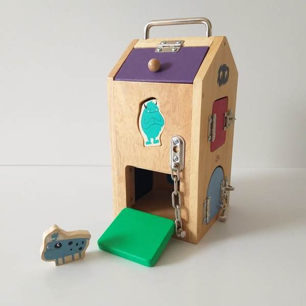 IMG132: Monster Lock Box