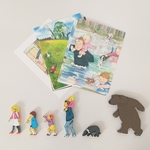 EL98: Bear Hunt Set and Story Cards