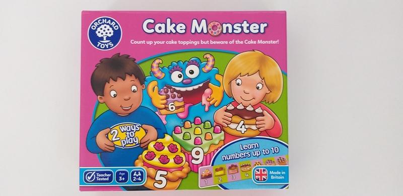 PG193: Cake Monster
