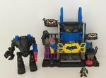 IMG68: Imaginext Robo Batcave