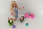 IMG151: Barbie: Play and Wash Pets