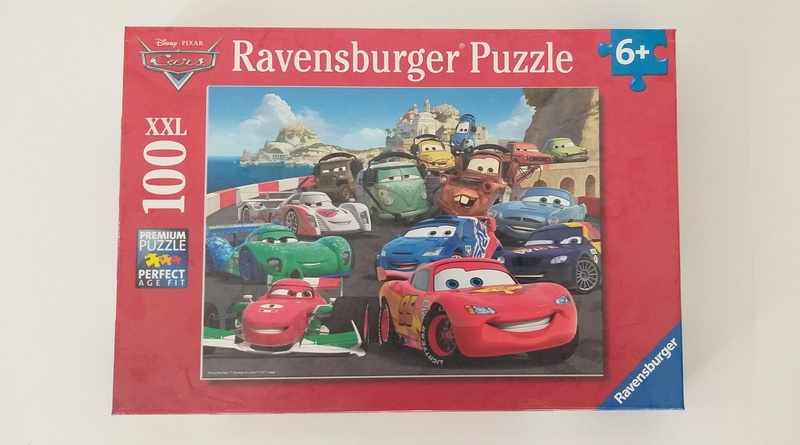 PG201: Cars: Explosive Racing Puzzle