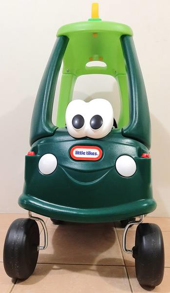 R66: Little Tikes Dino Cozy Coupe