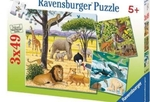 PG247: Animals of the World Puzzle