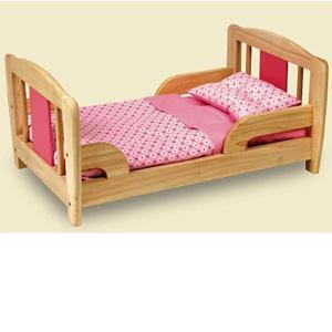 H002: Doll Bed Set