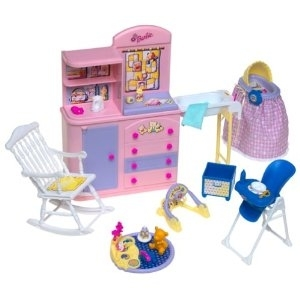 H028: Barbie Nursery