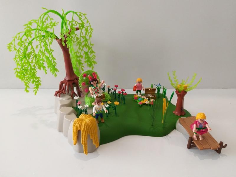 IMG053: Playmobil Fairy Island 4199