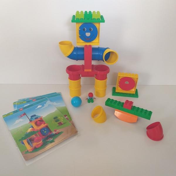 C43: Lego Tubes