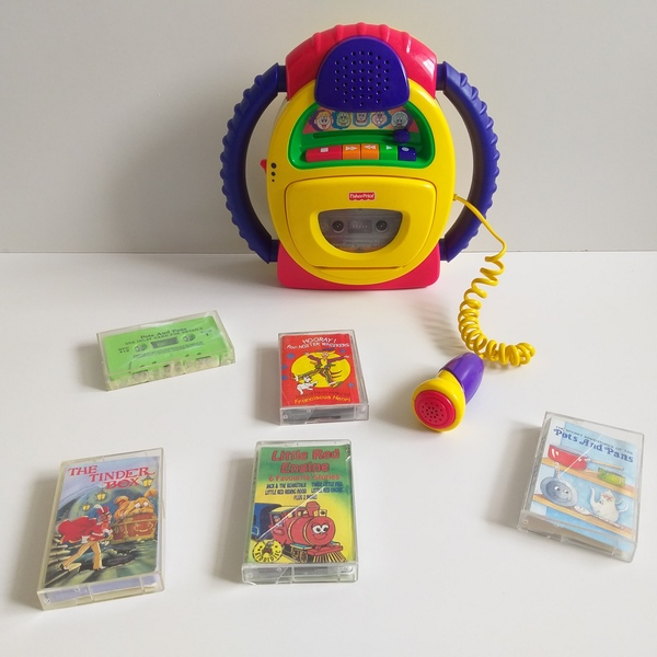 M20: Cassette Player