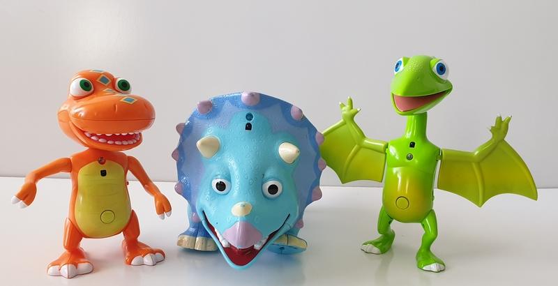IMG86: Dinosaur Train Figures