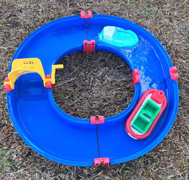 O1: Aqua Play