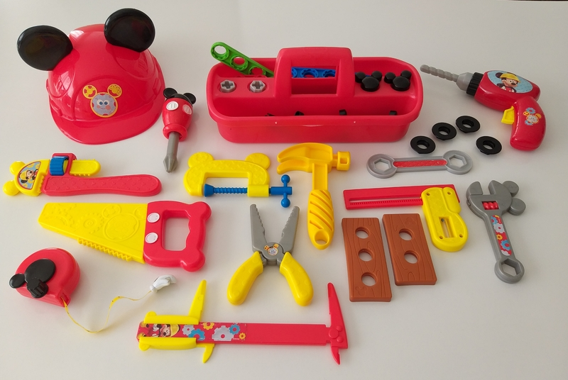 RP9: Mickey Mouse Tool Set