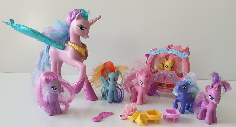 IMG14: My Little Pony - Princess Celestia