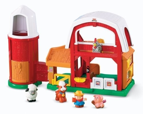 IMG109: Little People Animal Sounds farm