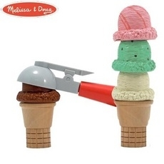 K19: Ice Cream Parlor Set