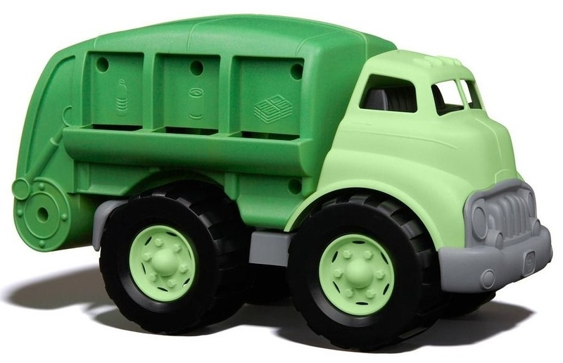 VT32: Green Toys Recycling Truck