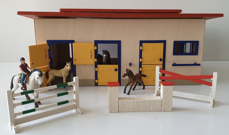 IMG77: Horse Stable