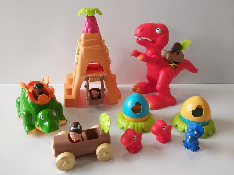 IMG50: Dino Playset