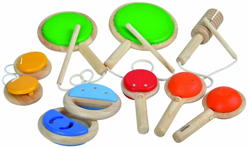 M13: Music Percussion Play Set